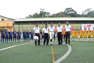 Khai mạc Huba Football TonaCup 2017
